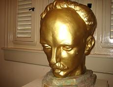 Bust of José Martí
