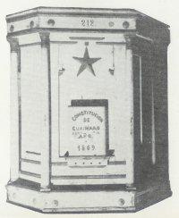 San Carlos Podium
