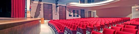 Teatro, cortesía de Jim Austin